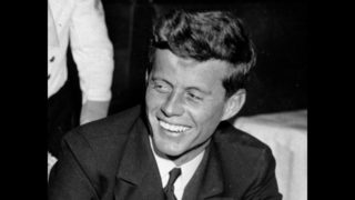 JFK diary written in post-WWII Europe to go up for auction