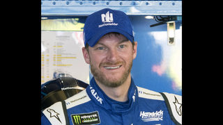 The Latest: Earnhardt says