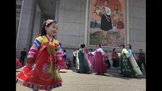 North Korea celebrates as South Korea, US keep watch