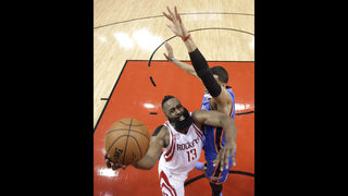 Rockets advance with 105-99 win over Thunder