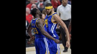 Warriors get a break after drama-filled opening series