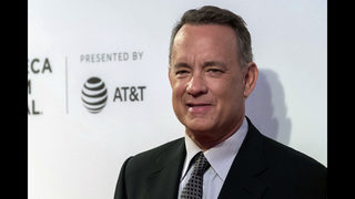 Tom Hanks going on