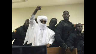 Senegal court upholds life sentence for Chad ex-leader Habre