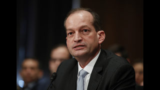 Senate confirms Alex Acosta as labor secretary
