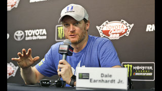 Earnhardt interested in becoming minority owner of Panthers