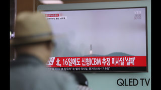 N. Korean missile test fails hours after UN meeting on nukes