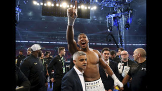 Joshua, with heavyweight title, may make boxing must-see TV