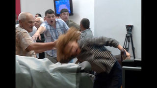 15 charged in attack on Macedonian parliament that hurt 100