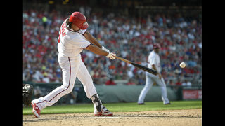 Rendon drives in 10, hits 3 HRs as Nationals rout Mets 23-5