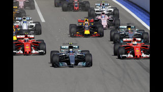 Bottas beats Vettel for 1st F1 win in Russia