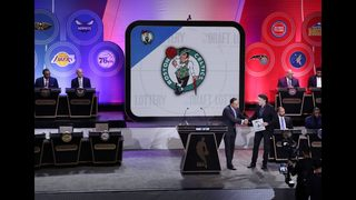 NBA DRAFT LOTTERY: Hawks will pick 3rd in 2018 NBA Draft