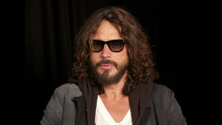 Soundgarden frontman Chris Cornell