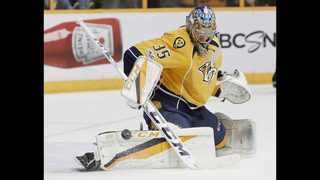 Predators reach 1st Stanley Cup Final, oust Ducks in 6 games