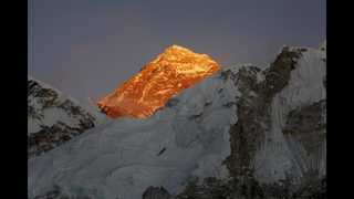 US doctor killed on Everest was climbing tallest peaks