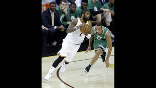 Kyrie-markable: Irving