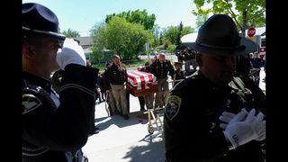 Hundreds honor Montana sheriff deputy killed in line of duty