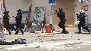 Bahrain raid on Shiite cleric