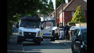 The Latest: Relative says UK bomber called Britons infidels