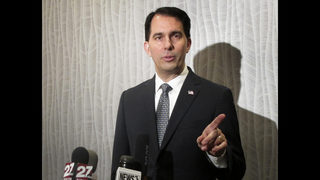 Gov. Walker wants Wisconsin to drug test Medicaid applicants