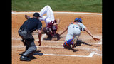 Florida rallies for 11 runs in 8th, tops Mississippi St 12-3