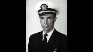Fallen Navy pilot