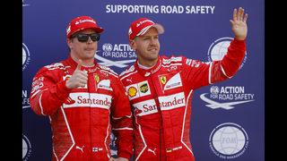 Raikkonen takes pole for Monaco GP; Hamilton finishes 14th