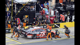 Dillon earns 1st win at Coca-Cola 600