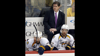Preds encouraged despite Game 1 loss in Stanley Cup Final