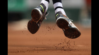 The Latest: Murray headlining field at French Open Day 3