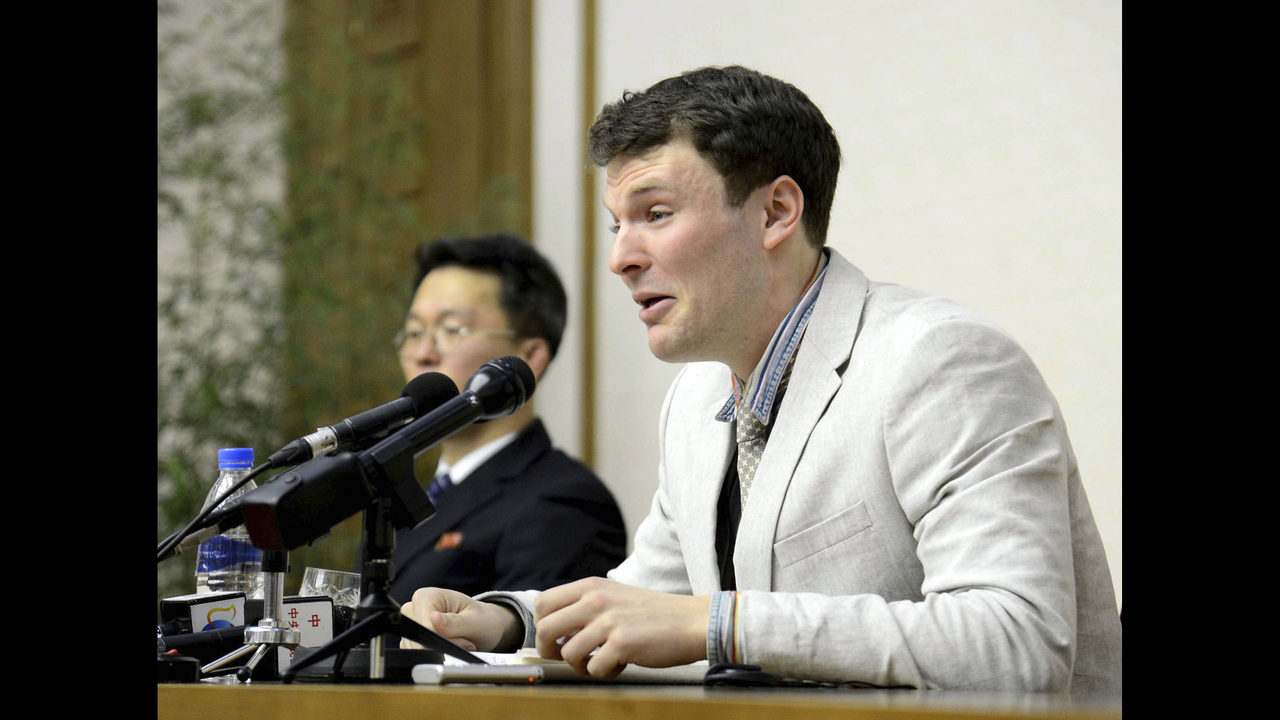 otto warmbier dies days after release from north korean