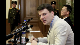 Senator: Student held by North Korea was