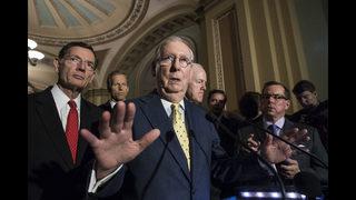 Senate GOP releases bill to cut Medicaid, alter