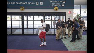 Q&A: A look at US-Canada border after airport stabbing