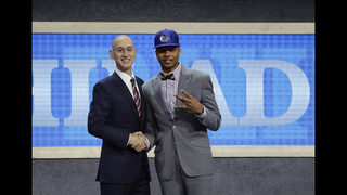 76ers put future of The Process in No. 1 pick Fultz