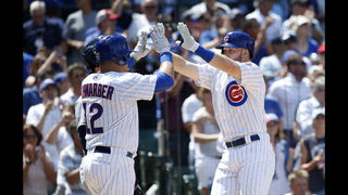 Cubs send struggling Schwarber to Triple-A Iowa