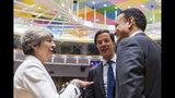 Britain, EU clash over Brexit proposals on citizens