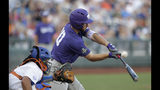 TCU to meet Florida again after 9-2 College World Series win