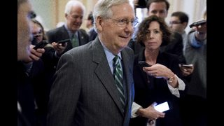 McConnell faces hunt for GOP votes for Senate health bill