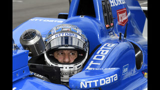Tony Kanaan back on familiar IndyCar ground at Road America