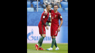 Ronaldo scores, Portugal eases past New Zealand 4-0