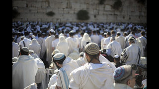 In about face, Israel freezes Western Wall mixed prayer plan