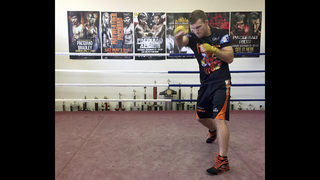 Horn says he has the plan to beat Manny Pacquiao
