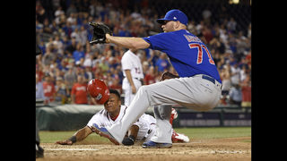 Cubs hold on after Nationals rally for 4 in 9th, win 5-4