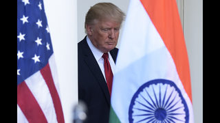 Poll: Scant global confidence in Trump on foreign affairs