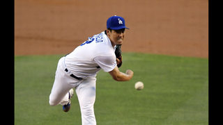 Maeda dominates in spot start, Dodgers beat Angels 4-0