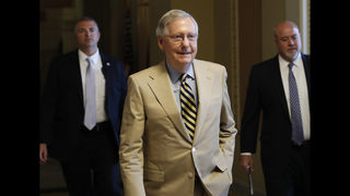 Budget office sees 22 million fewer covered with Senate bill