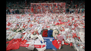 The Latest: UK prosecutors charge 6 over Hillsborough deaths
