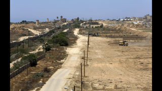 Hamas to create buffer zone with Egypt to improve ties