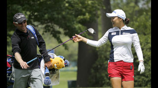 A major week for the LPGA and the seniors