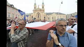 The Latest: Poland
